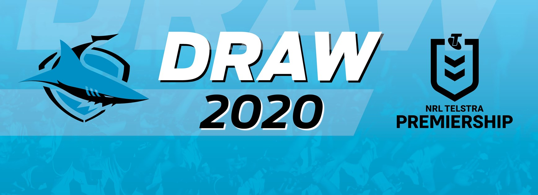 Sharks season draw - 2020