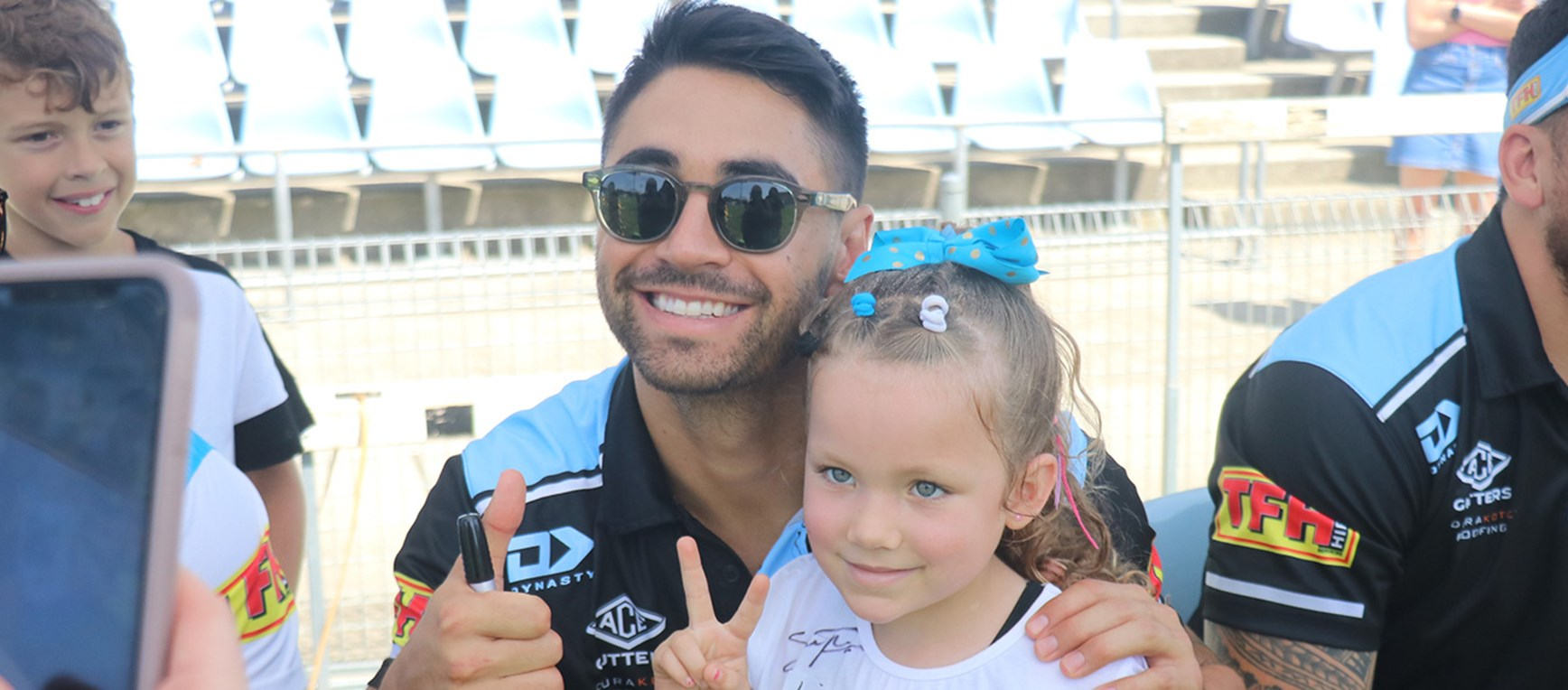 Gallery: Sharks Holiday Clinic