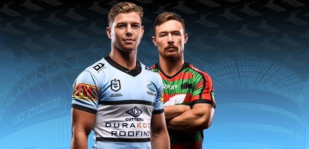 Sharks tackle Souths in season opener
