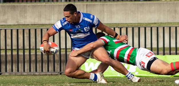 Canterbury Cup Team List - Jets v Bulldogs