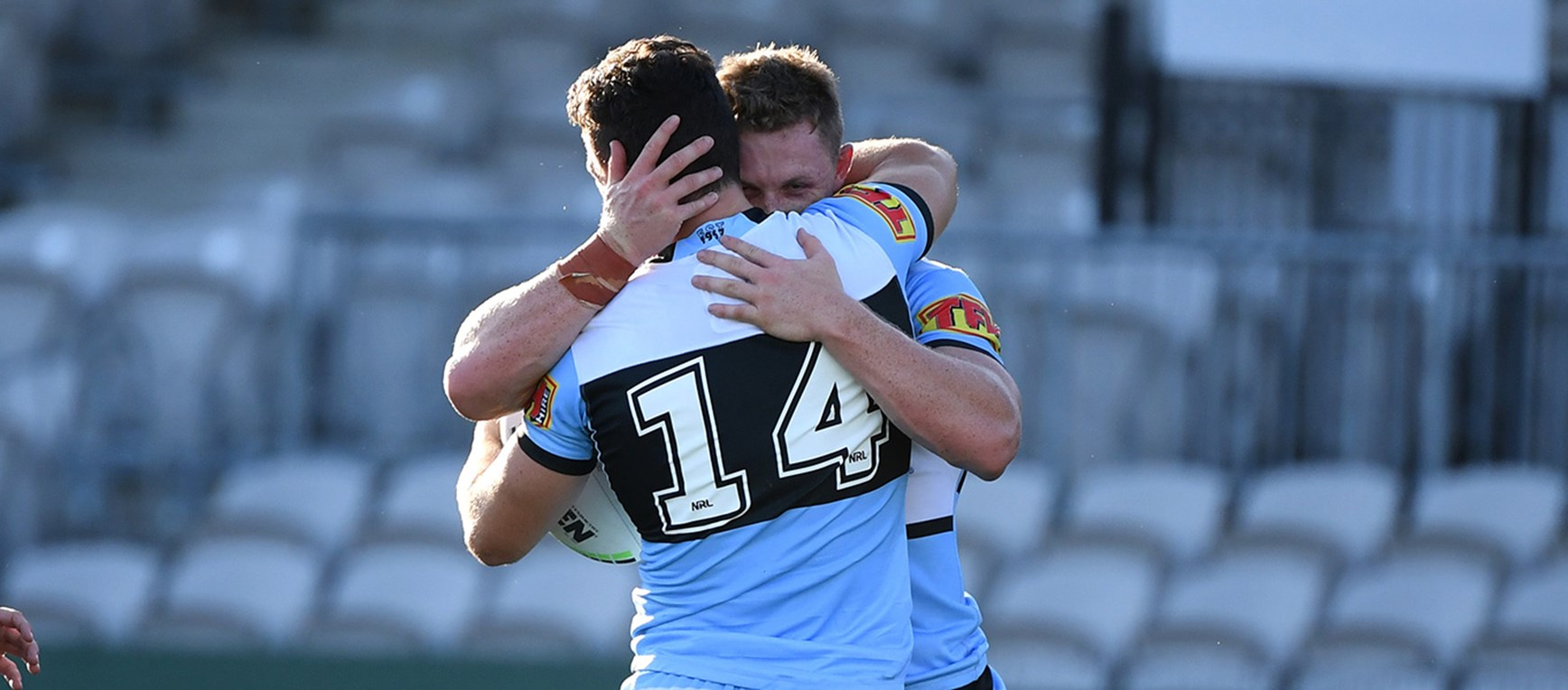 Match Gallery: Sharks v Manly trial