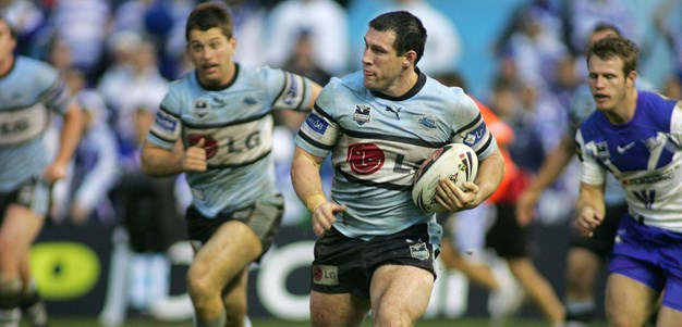 Bulldogs v Sharks - Round 10, 2007