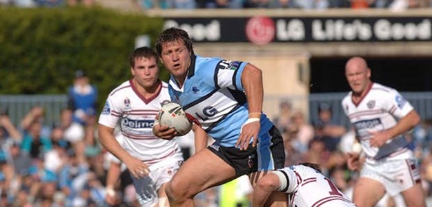 Sharks v Sea Eagles - Round 24, 2005