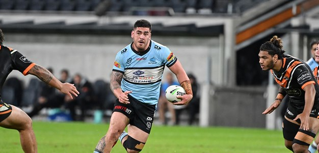 Slow starts, not Holmes rivalry, a focus for Sharks