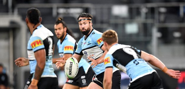 Sharks home in a thriller at Bankwest