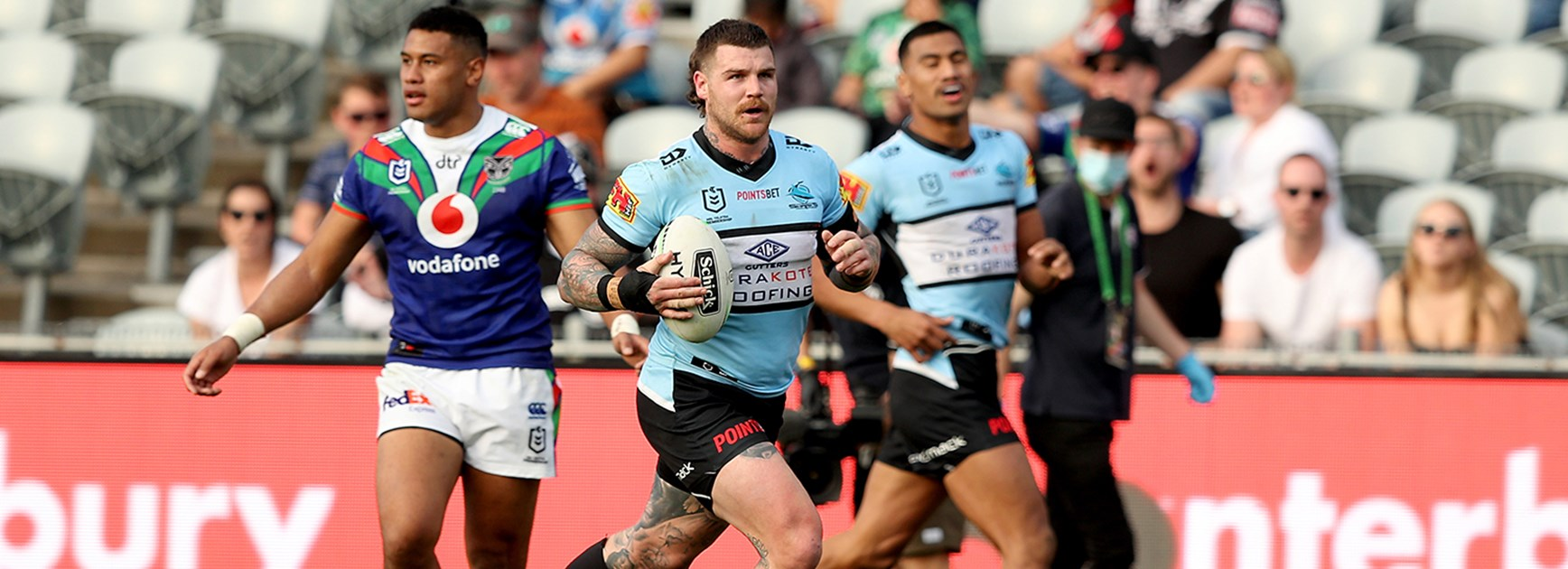 Injury news: Sharks announce late change