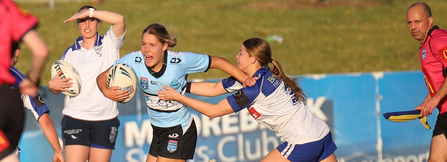 Sharks women bounce into finals with Bulldogs win