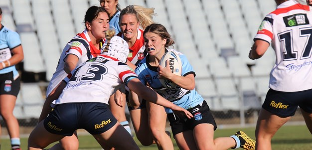 Sharks girls downed in golden point thriller