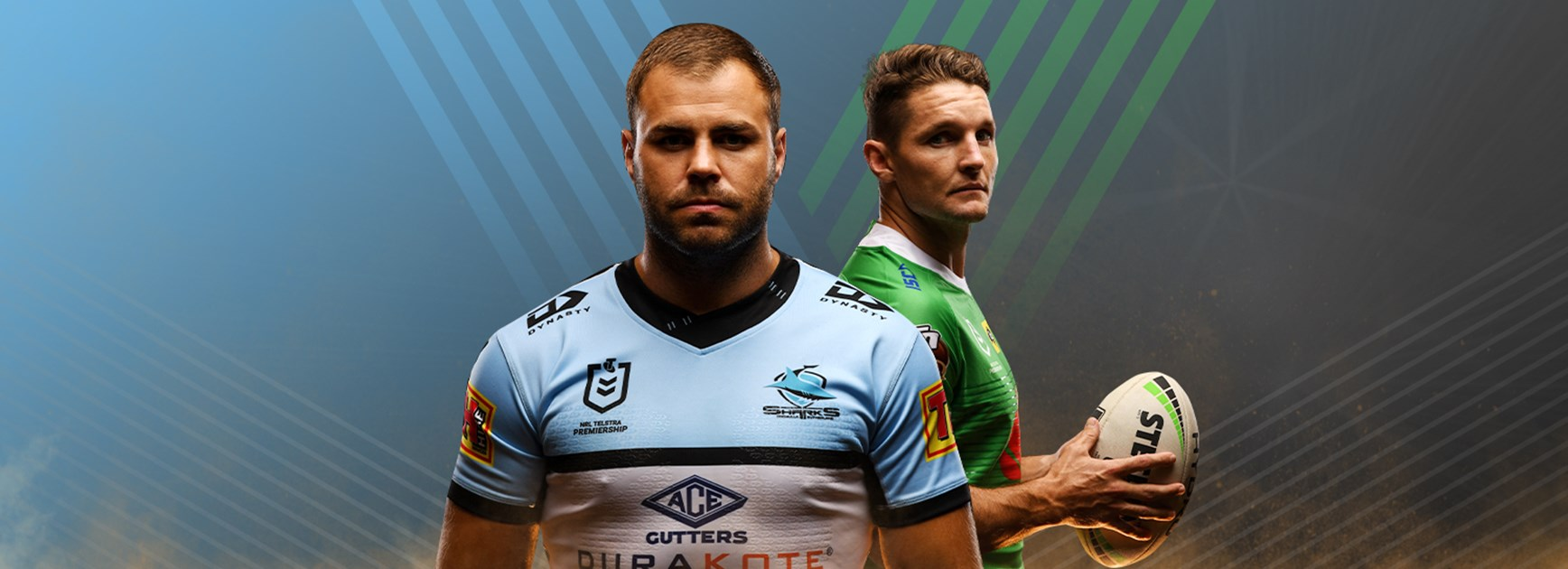 Elimination Final Preview - Sharks v Raiders