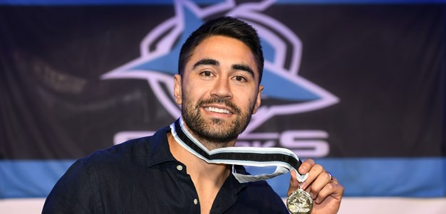 Johnson claims inaugural Porter-Gallen Medal