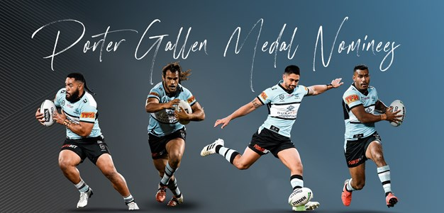 Season highlights - Porter-Gallen Medal nominees