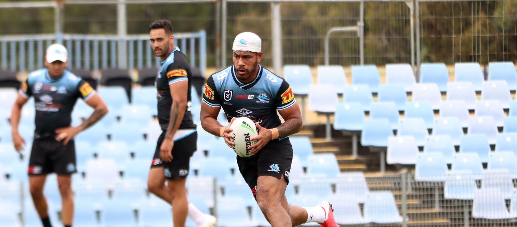 Sharks prepare for Saturday's elimination final