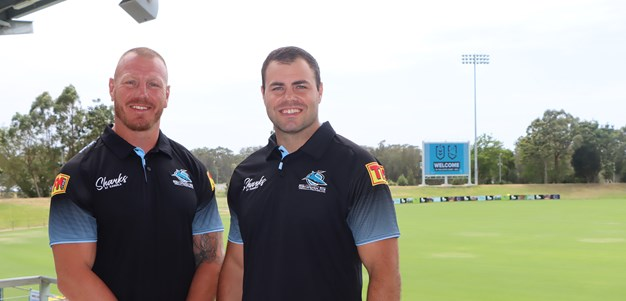Sharks launch Coffs with region visit