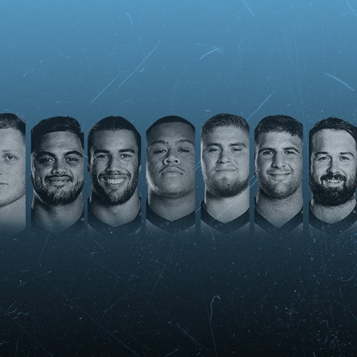 2021 Sharks NRL squad - Middle forwards