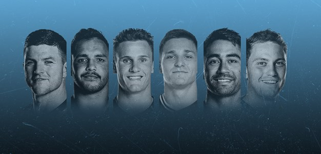2021 Sharks NRL squad – Halves