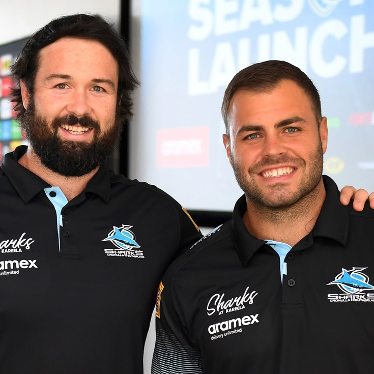 Sharks Launch 2021 season