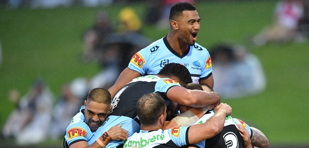 Sharks score round one win and claim the Porter Cup