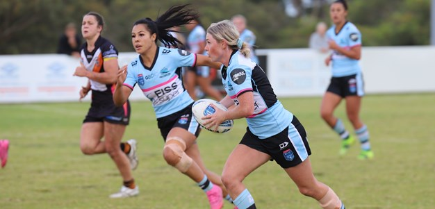 Sharks girls tame the Tigers