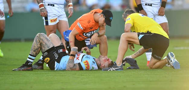 NRL confirms 18th man rule for foul play or 3 failed HIA's