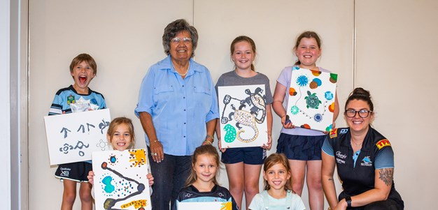 Sharks at Kareela hosts Aboriginal Cultural Program for kids
