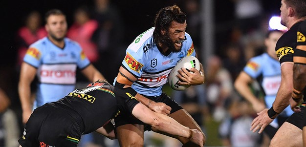 Sharks shut-out by 'perfect' Panthers