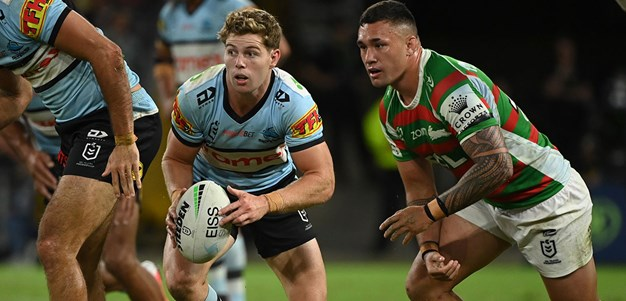 Second half Sharks comeback falls short