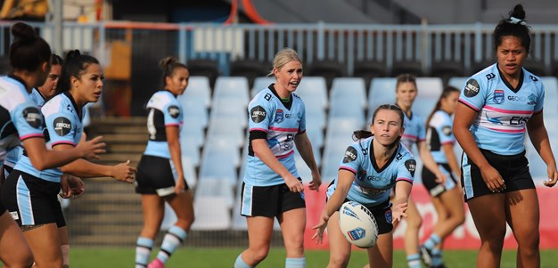 Sharks girls show 'no mercy' in 80-point thrashing