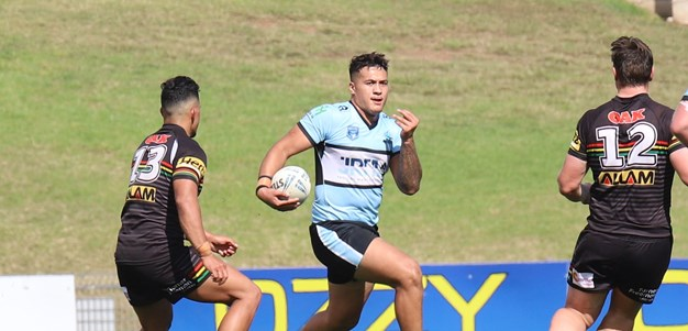 Jersey Flegg Team List – Sharks v Dragons